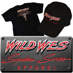 Wild Wes Signature Series Apparel